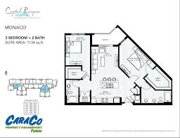 Crystal House Floor Plans Crystal Riviyera Apartments 3801 Crystal Lake Dr Apartment For