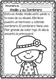 easy readings for reading comprehension in spanish maths class