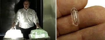 tiny pill sized plasma bulb is brighter than streetlight