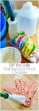 wood floor cleaner for cleaning home made
