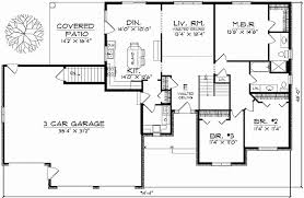 style house plans ranch style house plans traditional ranch style home plan