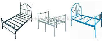 Steel King Bed Frame by Single Twin Size Metal European Style Bed Frame Buy European