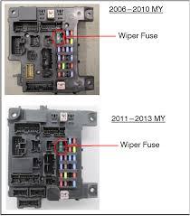 lexus recall reimbursement sr 17 003 u2013 windshield wiper motor u2013 safety recall campaign u2013 2007
