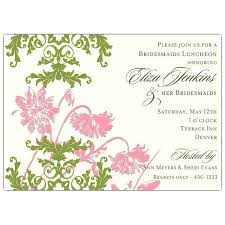 bridesmaid lunch invitations dreaded invitation to a lunch 66 an invitation for lunch free