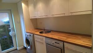 b q kitchen ideas nice utility room used diy kitchens says quality is excellent