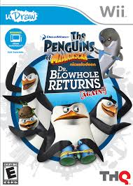 the penguins of madagascar the penguins of madagascar dr blowhole returns again ign
