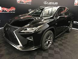 lexus rx 350 new new 2017 lexus rx 350 4 door sport utility in edmonton ab l13811