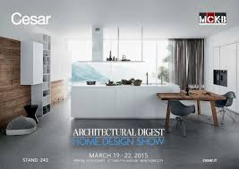 New York Home Design Show Ad Home Design Show Cesar Is In New York With Mckb Cesar