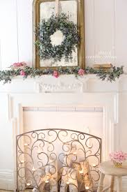 eucalyptus wreath u0026 garland with a secret french country cottage