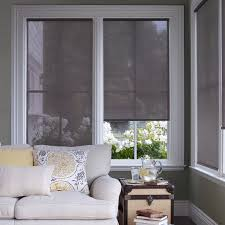 Roller Shades With Curtains Shop Roller Shades U0026 Roll Up Blinds Americanblinds Com
