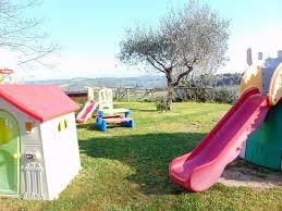 giardino bambini giardino con giochi per bambini foto di el funtanon fano