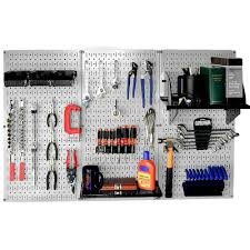 rubbermaid fasttrack garage kit 6 piece 1784418 the home depot