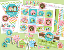 owl themed baby shower supplies owl themed baby shower ideas
