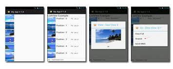 imageview android android listview and imageview image text in listview custom