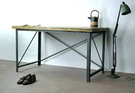 L Shaped Metal Desk L Shaped Metal Desk Small Industrial Furniture Desks For Home
