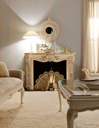 Classic Livingroom by 50 Best Luxury Fireplace Designs Luxury Fireplaces For