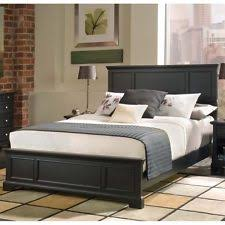 Wood Head And Footboards Solid Wood Beds And Bed Frames Ebay