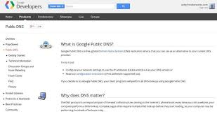 Google Public Dns Server Traffic by Resolve To Resolve Dns Faster Techrepublic