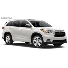 colors for toyota highlander 2015 toyota highlander colors