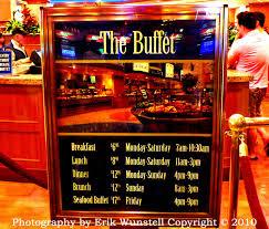 Las Vegas Rio Buffet by Vegas Now U0026 Then