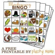 thanksgiving bingo cards craftbnb