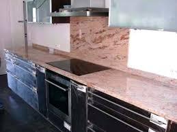 plan de travail de cuisine en granit paillasse cuisine granit plan travail cuisine blanche plan de