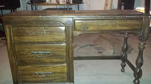 repainted old desk gets new life hometalk