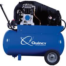 free shipping u2014 quincy single stage portable electric air