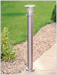Outdoor Solar Lamp Post by Outdoor Garden Solar Lamp Post Lamps Home Decorating Ideas