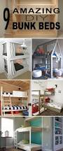 Build A Bunk Bed 9 Amazing Diy Bunk Beds Decorating Your Small Space