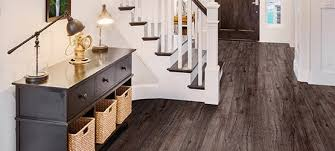 vinyl flooring for areas like the kitchen bathroom
