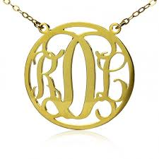 Monogrammed Necklace Gold 42 Best Ns Circle Necklace Images On Pinterest Circle Necklace