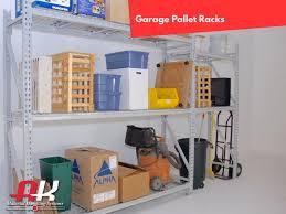 Garage Shelving System by Garage Pallet Rack Ak Material Handling Systems