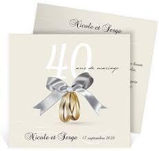 invitation anniversaire mariage 46 best invitation anniversaire de mariage images on