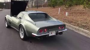 corvette c3 parts 1971 corvette gm performance parts 525hp ls3 crate motor idling