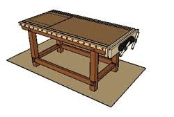 Free Woodworking Plans Projects Patterns by Workshop Workbenches And Work Tables At Woodworkersworkshop Com