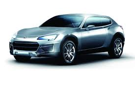 sport subaru brz subaru cross sport design concept brz crossover shocks tokyo
