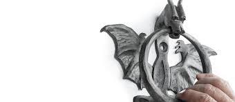 cast iron door knockers black country metal works