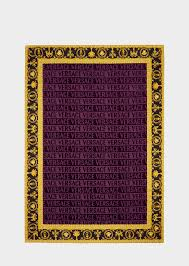 I Home Store by Versace I Baroque Jacquard Bath Towel Home Collection Uk