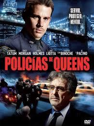 Policías de Queens