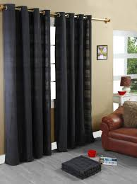 Black Grey And White Curtains Ideas Living Room Curtain Ideas Modern Glass Coffee Table Black Sofa