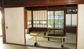 traditional japanese house brings cleanliness to your home design
