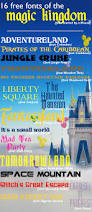 Disney Magic Floor Plan by 16 Magic Kingdom Fonts And They U0027re All Free Fonts