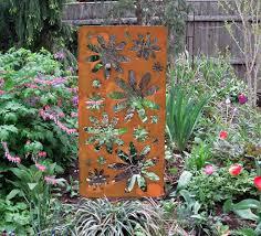 Privacy Accent Screen Garden Art Outdoor Room Divider