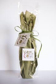 gift wrap cellophane kit d oliva olive