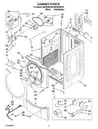 parts for maytag mede300vw0 dryer appliancepartspros com