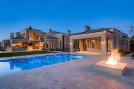 new formal mediterranean home in fulton ranch fratantoni