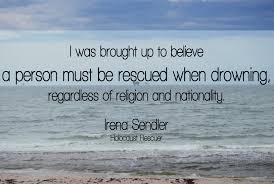 the courageous heart of irena sendler a wwii hero u0027s story