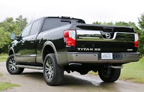 nissan cummins platinum 2016 nissan titan xd platinum reserve 4x4 test drive review