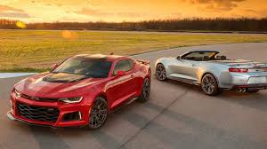 here is a list of cars that the 2017 camaro zl1 beat around the